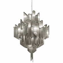 Atlantis Stream Suspension Light Hotel Chandelier