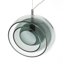 Glass Pendant Lamp Colorful with E27 Hanging Light for Sales