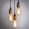 Busterand Punch Antique Edison Bulb Pendant Lamp
