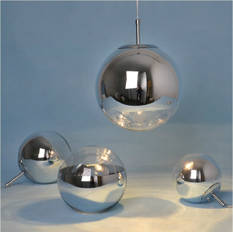 Tom Dixon Chrome Ball Pendant Lights Modern Interior lighting (4027101)