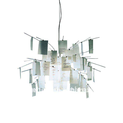 Postcard metal Pendant Light