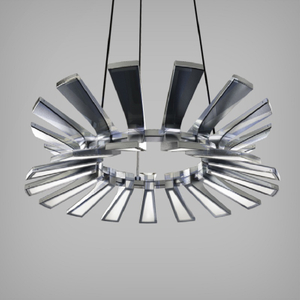 Popular Single LED Chandelier Light Pendant Lamp for Home Decorative & Hotel Project