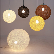 Moooi Random Light Rattan pendant lamp (20081)