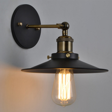 RH Hotel Decorative Lamp Vintage wall sconce with Edison Bulb e27