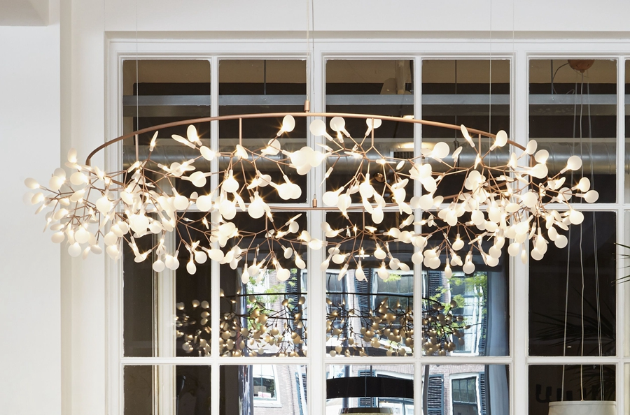 Heracleum The Big O Suspension Lamp Moooi chandelier (20186120)