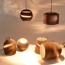Graypants Cardboard Lamp Paper Pendant Lamp For Restaurant (7128101)