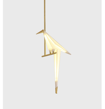 Perch light balancing sculptural light for restaurant hotel (2017101)