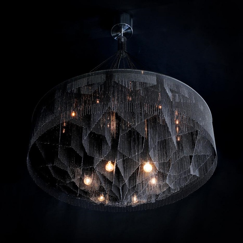 New Products 2106 Contemporary Suspention Chandelier for Indoor Decoration
