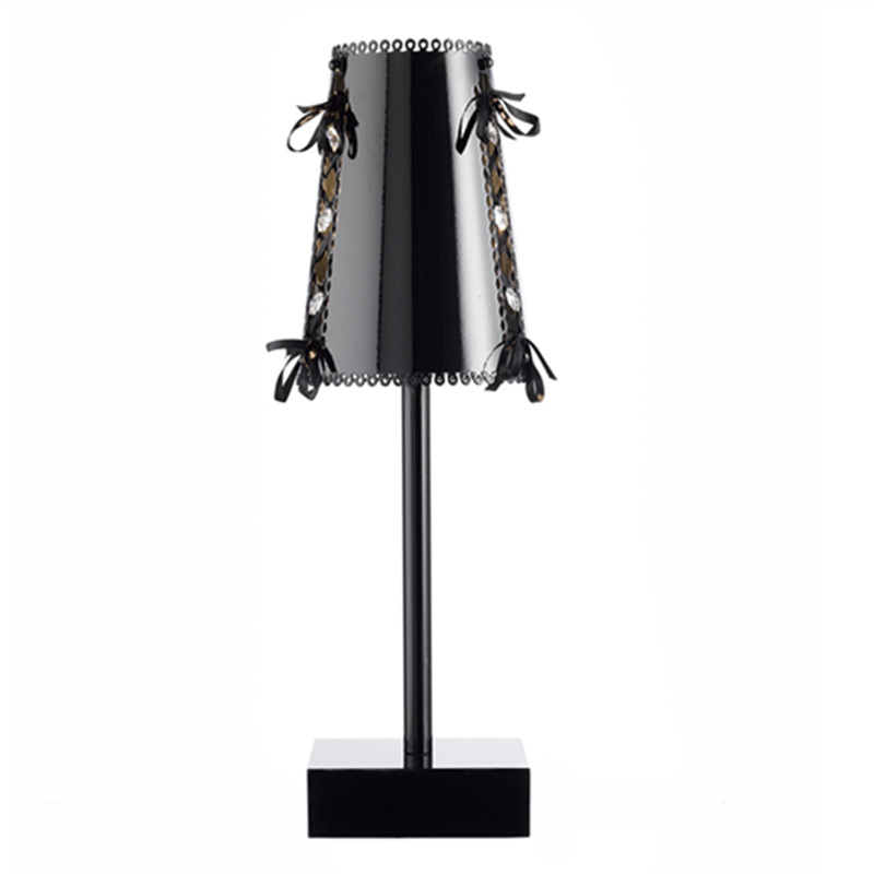 Table Lamp with Stainless steel+Crystal of Excellent Table Lighting